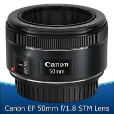 Canon EF 50mm f/1.8 STM Lens - BRAND NEW