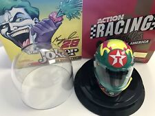 Kenny Irwin Action Helmet 1/3 Scale THE JOKER Nascar