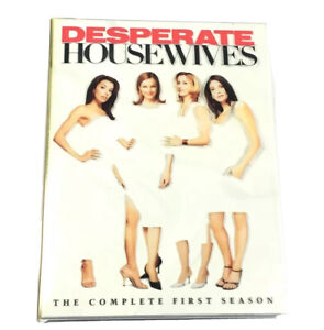 Desperate Housewives The Complete First Season Region 1 DVD