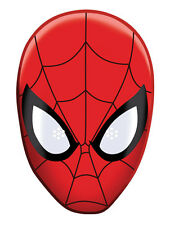 SPIDER-MAN MARVEL licenza ufficiale carta unica partito SUPEREROI Divertente Faccia Maschera