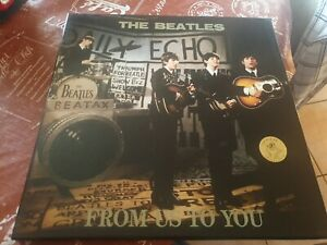 The Beatles – From Us To You /3LP BOX The Swingin' Pig TSP-015-3 / Zustand Top