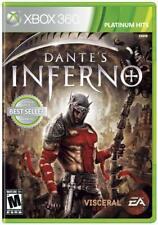 NEW Dante's Inferno  (Xbox 360, 2010) game NTSC