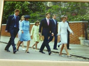 Joblot  of 100 35mm Colour Slides Royal Family The Queen & Many More Lot5