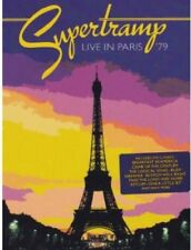 SUPERTRAMP LIVE IN PARIS '79 DVD ALL REGIONS NTSC NEW