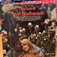 The Best of Burt Bacharach / Various Artists - Vinyl LP Album Record - MCA