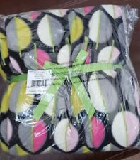 Vera Bradley Moon Drops Throw Blanket #12408-188--new with tags
