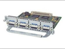 Cisco NM-4A/S 2600 2600XM 3600 1 Year Warranty Frame-Relay MPLS CCNA CCNP Lab