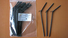 25 x ANTI TANGLE FEEDER BOOMS STRONG METAL CLAMP  !!!
