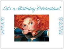 20 BRAVE Merida BIRTHDAY Party Invitations  Post Cards Card