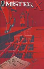 Dean Motter's Mister X Eviction #3 (of 3) Comic Book 2013 - Dark Horse