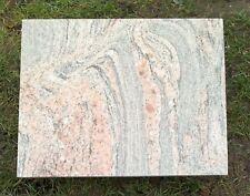Grabstein , Liegestein 40x32x3cm der Preis ist mit Schrift und Ornament