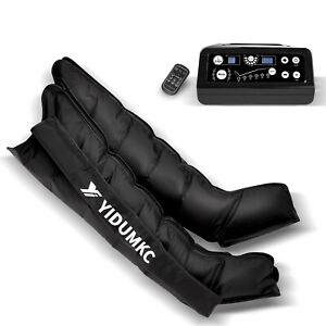 YIDUMKC Leg Compression Massager Device Leg Recovery System Compression Boots