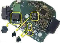 Audi A6:F4 Q7 Fehlercode 00288 Reparatursatz Lenksaulenverriegelung  Repair kit1
