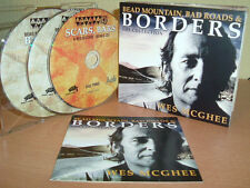 Wes McGhee-Bead Mountain, bagno Roads & Borders-The Collection (3) CD