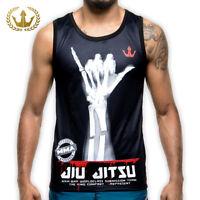 JIU JITSU ARMBAR Tank T / mma fighter ufc venum martial arts bjj dry fit t-shirt