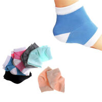 Silicone Moisturizing Gel Heel Socks Cracked Foot Skin Care Protectors Gift  M S