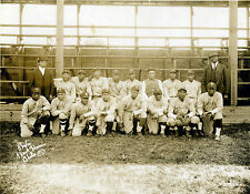 1924 HILLDALE DAISIES 8X10 TEAM PHOTO BASEBALL PICTURE NEGRO LEAGUE HILLDALES