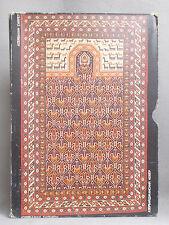 1985 AZERBAIJAN CARPET REFERENCE BOOK rug KUBA Shirvan BAKU Kazakh TEBRIZ Gandja
