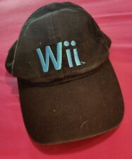 Nintendo Wii Console Hat Cap One Size Fits Most