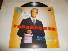 """FREAK POWER-Nouvelle Direction - 1996 UK 4-track 12"""" vinyl single"""