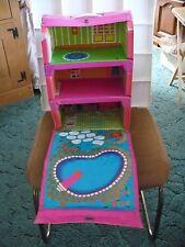 Vintage Little Kittle's 3 story doll house