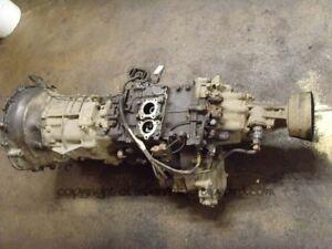 Mitsubishi Shogun Pajero 2.8 facelift 91-99 manual damaged 4 spares or repairs!