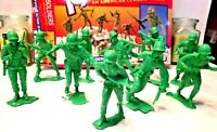 Toy Soldiers An American Classic 10 Plastic 5 inches tall WWII GIs