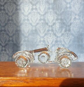 Sparkling Swarovski Crystal Automobile Original Box