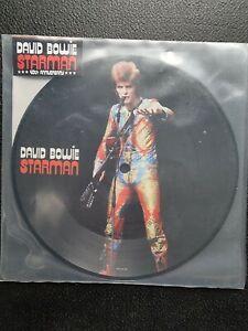"Starman David Bowie 7"" Picture Disc"