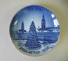 "Weihnachtsteller ""Jule Aften 1930"" / Bing & Grondahl Centennial Collection 1992"