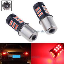 Red 30SMD 3030 Chips LED Canbus Bulbs For Volkswagen MK6 Jetta Daytime DRL Light