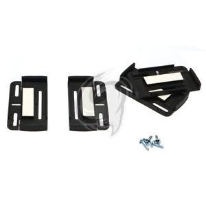 2x Rahmenlose Kennzeichenhalter TOP Opel Tigra+Speedster+Combo+Vivaro Tuning NEU