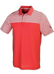 Puma Volition Clubhouse Golf Polo - Large