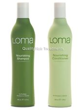 Loma Nourishing Shampoo & Conditioner Duo for dry & mistreated No Sulfates 12 oz