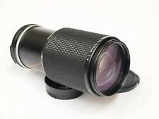 Nikon AI-S Series E 70-210mm F4 Manual Focus Zoom Lens. Stock No u10936