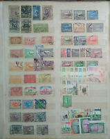 Saudi Arabia 146 diff stamps  collection  classic group of vintage stamps used