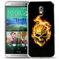 Handy Tasche HTC Desire 526 g Schutz Hülle Silikon Cover Backcover Bumper Case