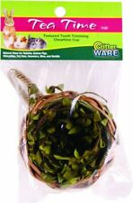Ware Tea Time Cup Natural Chew For Small Animals Natural