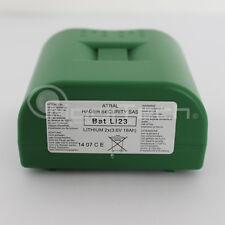 BatLi 23-Litio-Batteria Pack 2 x 3,6 V/18 Ah-original DAITEM ATRAL