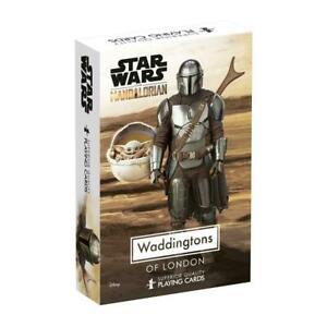 Star Wars Mandalorian Playing Cards by Waddingtons