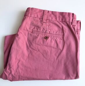 Polo Ralph Lauren Shorts, Pink Salmon, Size 38, 9-inch Inseam, Exc Cond