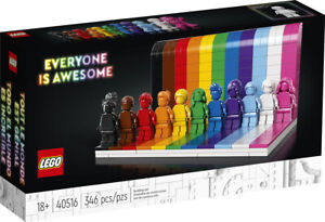 LEGO 40516 Everyone Is Awesome Brand New