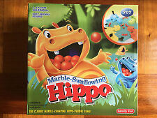 Marble Swallowing Hippo Toy Games Educational Chomping Hippo Feeding Kids Game