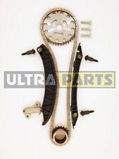 TO FIT NISSAN PRIMASTAR 2.0 DCi M9R DIESEL OE SPEC ULTRAPART TIMING CHAIN KIT