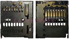 SD Konnektor Speicher Karte Karten Leser Memory Card Reader Connector Nokia Asha