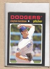 Clayton Kershaw TM-15 2013 Topps Update 1971 Mini