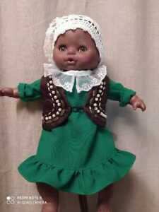 Handmade doll dress. Set for dolls Baby Born. For dolls 15-17 inches in height