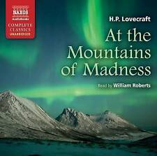 At the Mountains of Madness by H. P. Lovecraft (CD-Audio, 2012)