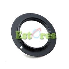 M42 Lens to Minolta MA SONY Alpha Mount Adapter A33 A55 A77 A900 A950 A850 Black