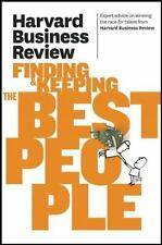 Harvard Business Review on Finding & Keeping the Best People by Harvard Business